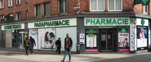 Grande Pharmacie Centrale,Saint Denis