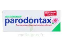 PARODONTAX DENTIFRICE GEL FLUOR 75ML x2 à Saint Denis