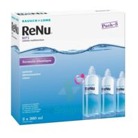 RENU MPS, fl 360 ml, pack 3 à Saint Denis