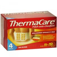 THERMACARE, pack 4 à Saint Denis
