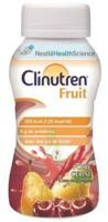 CLINUTREN FRUIT BOUTEILLE, 200 ml x 4 à Saint Denis