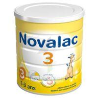 Novalac 3 Croissance lait en poudre 800g à Saint Denis
