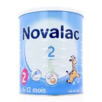NOVALAC LAIT 2, 6-12 mois BOITE 800G à Saint Denis