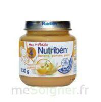 NUTRIBEN MON 1ER POTITO FRUITS, pot 130 g à Saint Denis