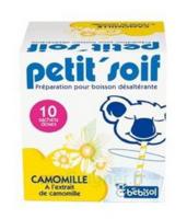 Bébisol Petit'Soif Camomille x10 à Saint Denis