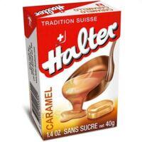 HALTER Bonbons sans sucre caramel à Saint Denis