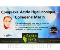 Acide Hyaluronique+Collagène marin à Saint Denis