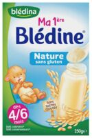 Blédine Ma 1ère blédine nature 250g à Saint Denis