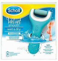 Scholl Velvet Smooth Wet&Dry Râpe électrique rechargeable à Saint Denis