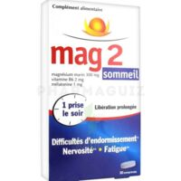 MAG2 SOMMEIL 30 CPR à Saint Denis