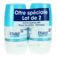 ETIAXIL DEO 48H ROLL-ON LOT 2 à Saint Denis