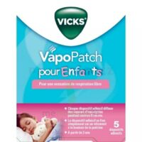 VICKS VAPOPATCH ENFANTS à Saint Denis