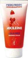 Akileïne Crème réchauffement pieds froids 75ml à Saint Denis