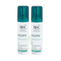 Roc keops déodorant fraîcheur 100ml x2 à Saint Denis