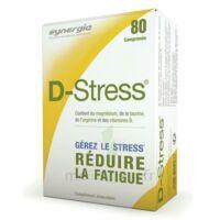 D-STRESS, boite de 80 à Saint Denis
