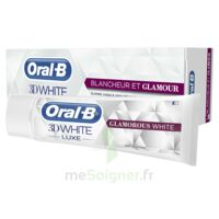 ORAL B dentifrice  D White blancheur et glamour à Saint Denis
