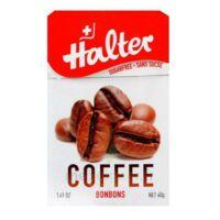 HALTER sans sucre Bonbon café B/40g à Saint Denis