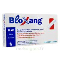 BLOXANG Eponge de gélatine stérile hémostatique B/5 à Saint Denis