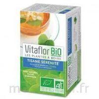 Vitaflor Bio Tisane Serenité à Saint Denis