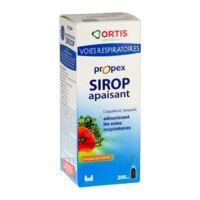 ORTIS PROPEX Sirop apaisant 200ml à Saint Denis