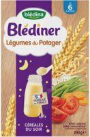 Blédîner Céréales Légumes du potager 240g à Saint Denis