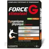 FORCE G STIMULANT, bt 10 à Saint Denis