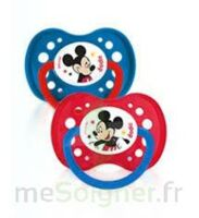 Dodie Disney sucettes silicone +18 mois Mickey Duo à Saint Denis