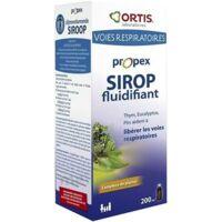 Ortis Propex Sirop fluidifiant 200ml à Saint Denis