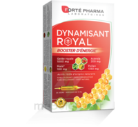 Forte Pharma Gelée royale 1000 mg Solution buvable dynamisant 20 Ampoules/15ml à Saint Denis