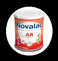 Novalac AR 2 Lait poudre antirégurgitation 2ème âge 800g à Saint Denis