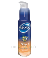Manix Gel lubrifiant effect 100ml à Saint Denis