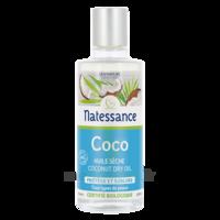 Natessance Huile Coco bio 100% pure 100ml à Saint Denis