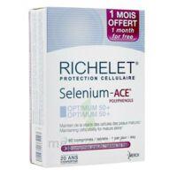 Richelet Selenium ACE Optimum 50+ Comprimés B/90+30 à Saint Denis