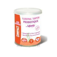Florgynal Probiotique Tampon périodique avec applicateur Mini B/9 à Saint Denis