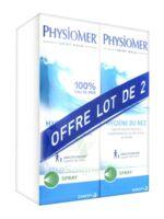 Physiomer Solution nasale adulte enfant 2*Sprays/135ml à Saint Denis