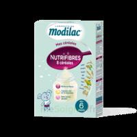 Modilac Céréales Farine Nutrifibres à partir de 6 mois B/300g à Saint Denis