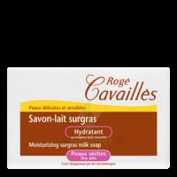 Rogé Cavaillès Savon lait surgras hydratant 100g à Saint Denis