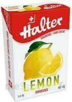 Halter sans sucre Bonbon citron B/40g à Saint Denis
