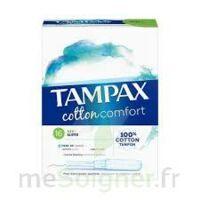Tampax Pearl Cotton - Confort Super à Saint Denis