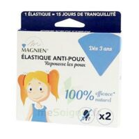 Magnien Elastique anti-poux B/2 à Saint Denis
