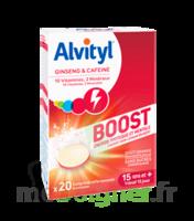 Alvityl Boost Comprimés B/20 à Saint Denis