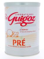 GUIGOZ LAIT PRE GUIGOZ EXPERT 400G à Saint Denis